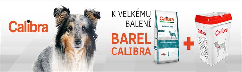 Calibra Superpremium + barel zdarma
