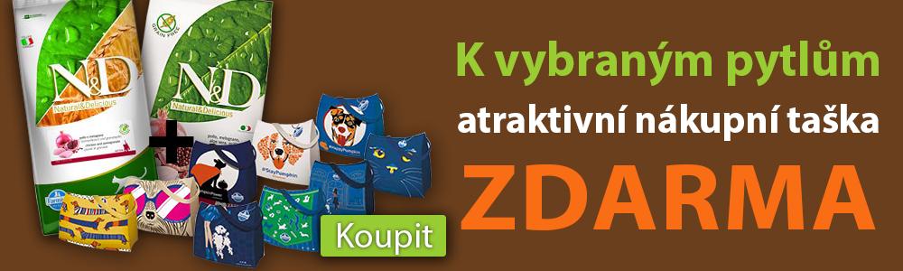 N&D nákupní taška