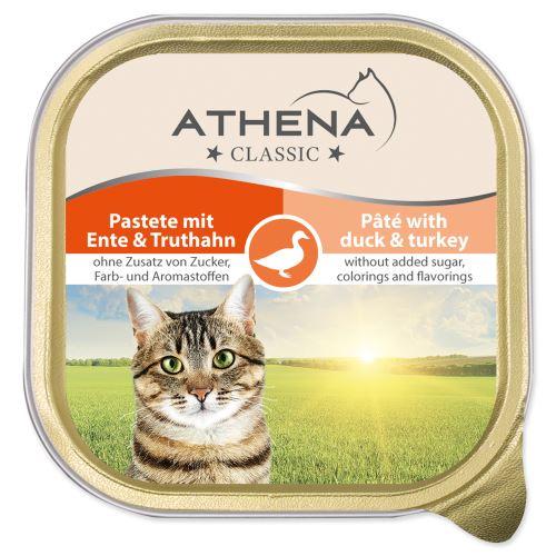 Paštika ATHENA kachna + krocan 100g