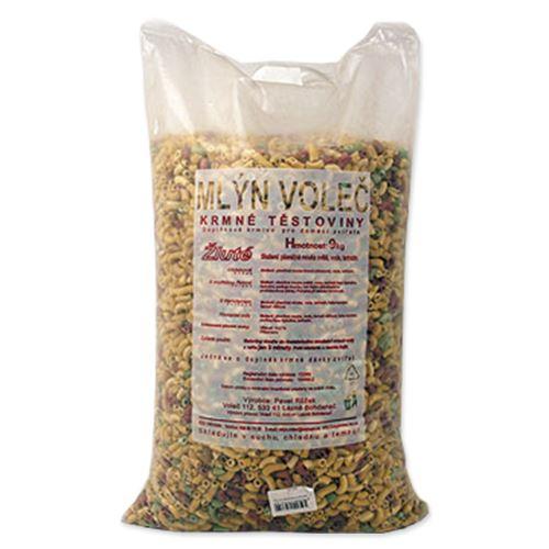 TOUŠ-RŮŽEK Těstoviny krmné komplet mix 9kg