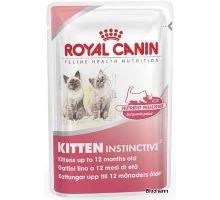 Royal Canin Feline Kitten 85g kapsička Instinctive v želé