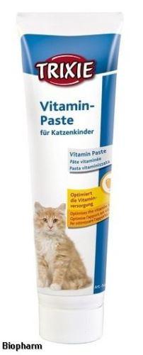 Vitamin pasta pro kočky a koťata 100g TRIXIE