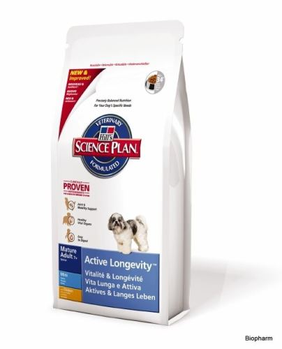 Hills Canine Mature Adult 7+ Mini 3kg