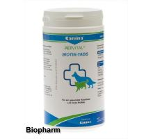 Canina Petvital Biotin-Tabs cca 50tbl 100g