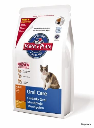 Hills Feline Adult Oral Care Chicken 1,5kg