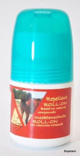 Repelent pro koně roll-on 70g