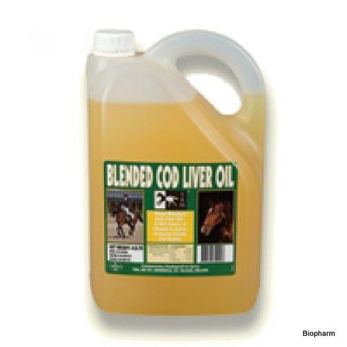 TRM pro koně COD liver oil 4,5l
