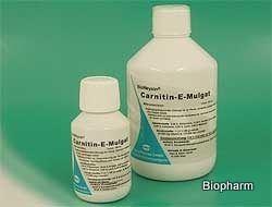 Carnitin-E-Mulgat 100ml