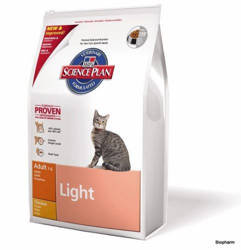 Hills Feline Adult Light Large Breed 10kg