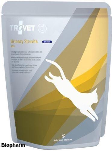Trovet Urinary Struvite (chicken) / ASD 85g kapsička pro kočku