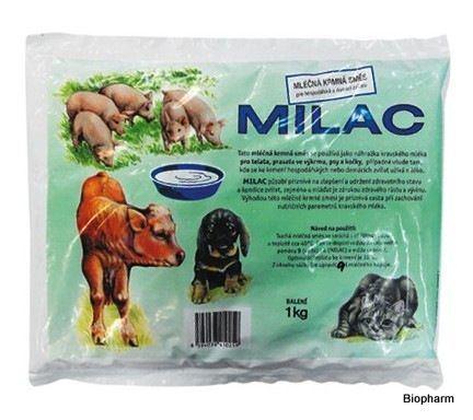 Mléko krmné MILAC 3kg pro kotě, štěně, sele, tele