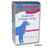 Orozyme žvýkací plátky 30ks S,pro psy do 10kg
