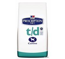 Hills Canine T/D 10kg