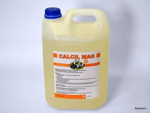 Calcil Mag oral gel 5l