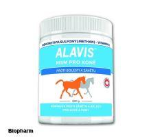 Alavis MSM + vit.C  600g pro koně