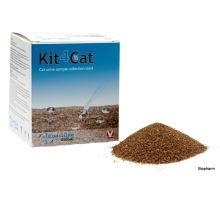 Podestýlka KIT4CAT 3x300g pro kočky - diagnostická č.275011
