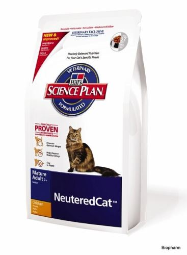 Hills Feline Sterilised Cat Mature Adult Chicken 1,5kg