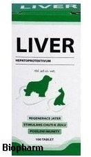Liver - hepatoprotektivum 100tbl