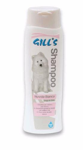 GILLS šampon BÍLÝ PES  200ml-2986G