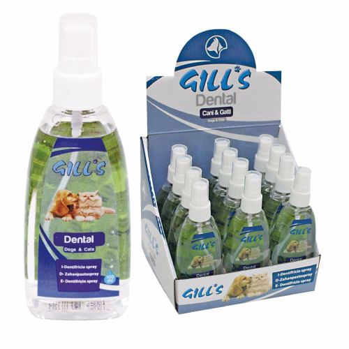 GILLS ÚSTNÍ VODA spray 100ml