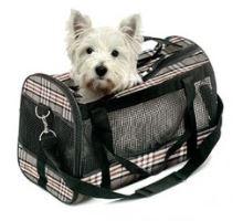 Přenosná taška PICCAILLY pro psy 40x26x26cm