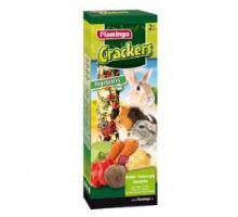 Sušenka pro hlodavce - zeleninová 2ks