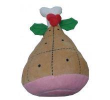 Vánoční hračka Šunka